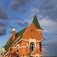 Церковь :: Николай Филоненко