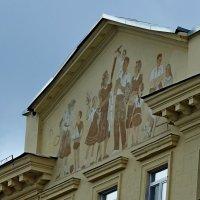 Ансамбль жилых домов, 1939–1943 гг. :: Александр Качалин