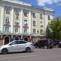 Пролетая по городским улицам,Караганды... :: Андрей Хлопонин
