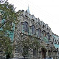 Здание Ссудной казны в Настасьинском переулке :: Александр Качалин
