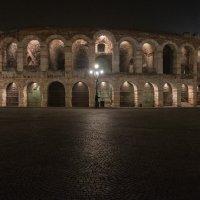 Италия. Вечер в Вероне. Арена. :: Надежда Лаптева