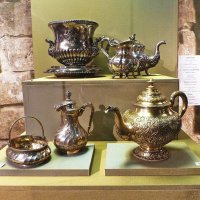 Изделия из серебра. 19 век. :: Лидия Бусурина