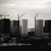 ..они уничтожают наши горизонты) :: Pasha Zhidkov