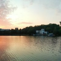 Панорама.Москва 18.06.2020г. :: Виталий Виницкий