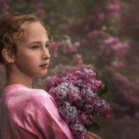 Сиреневый сад :: Екатерина Иванова
