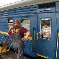 Курский вокзал. Москва :: Сергей Золотавин