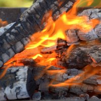 огонь :: Валерий Самородов