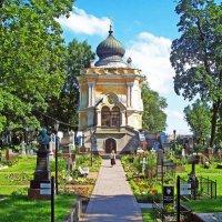 Александро-Невская лавра. Никольская церковь :: alemigun