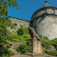 Замок в Бад Бентхайме_ :: Николай Гирш
