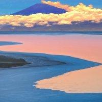 Розовое озеро :: irina Schwarzer