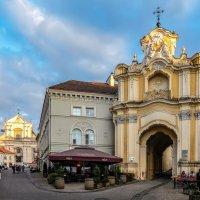 Василианские ворота. Вильнюс. Литва. :: Олег Кузовлев