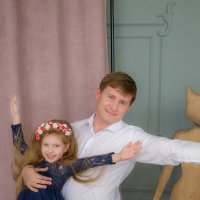 Отец и дочь :: Алена Иванова