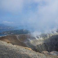 Застывший вулкан, но дышащий.. :: ФотоЛюбка *
