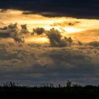 грозовое небо :: Елена Кордумова