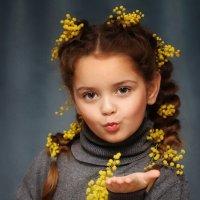 Девочка-весна :: Ната Майская
