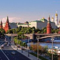Москва :: Иван Кубик