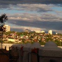Вид с набережной реки Белой :: Ueptkm