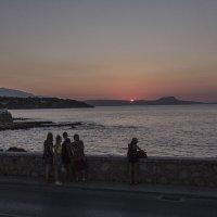 Фазы греческого заката-5 :: Александр Рябчиков