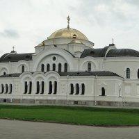 Белая церковь Брестской крепости 5 :: Александр Винников
