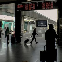 Venezia. Stazione Ferroviaria Merci. :: Игорь Олегович Кравченко