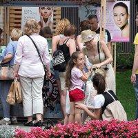 о, женщины косметика :: Олег Лукьянов