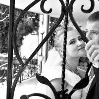 Илья и Надежда. :: Раскосов Николай