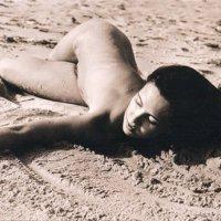 на песке :: Сергей Колганов