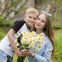 с сыном :: Ольга Русакова