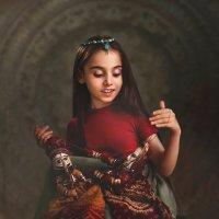 Индийские мотивы :: Елена Круглова