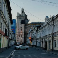 Старый город :: Tatiana Kretova