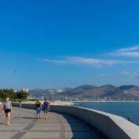 Город у Черного моря :: Grey Bishop
