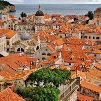 Над крышами Дубровника :: Aida10