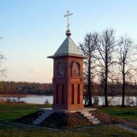 Православный пейзаж (версия 1) / Российская глубинка :: Absolute Zero