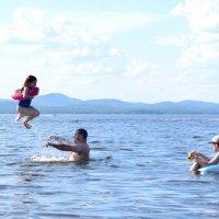 Прыжки в воду :: Александра nb911 Ватутина