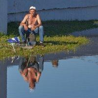 Отдых на воде. :: Виталий Бобров