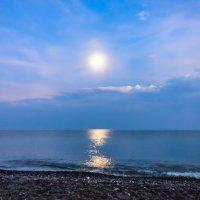 лунная дорожка :: Александр
