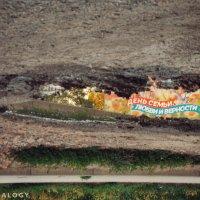 Светлый праздник грязной лужи... Городские отражения... :: Сергей Леонтьев