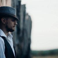 Мужской портрет :: Ирина Клаптенко