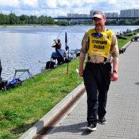 Сегодня День Москвы-реки :: Анатолий Колосов