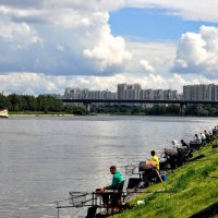 19 июля День Москвы-реки ! :: Анатолий Колосов