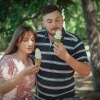 Дмитрий и Александра :: Андрей Молчанов