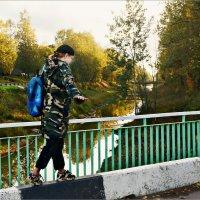 Посмотрите - вот я без страховки иду... :: Кай-8 (Ярослав) Забелин