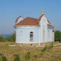 Храм в честь Почаевской иконы Божией Матери :: Александр Рыжов