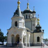 Форосская церковь :: Татьяна Ларионова