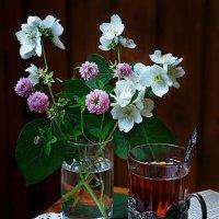 Натюрморт с чаем :: Alexandra