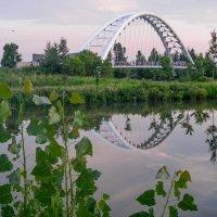 Мост в Этобико (пригород Торонто) :: Юрий Поляков