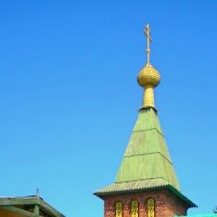 Свято-Андреевский храм :: Сергей Карачин