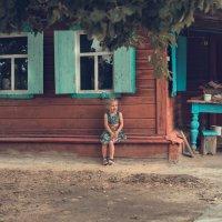 Деревенская жизнь :: Юлия Чекрыгина