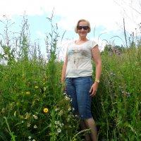 Я и трава :: MarinaKiseleva