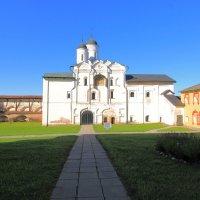 Преображенская церковь в Кирилло-Белозерском монастыре. :: веселов михаил